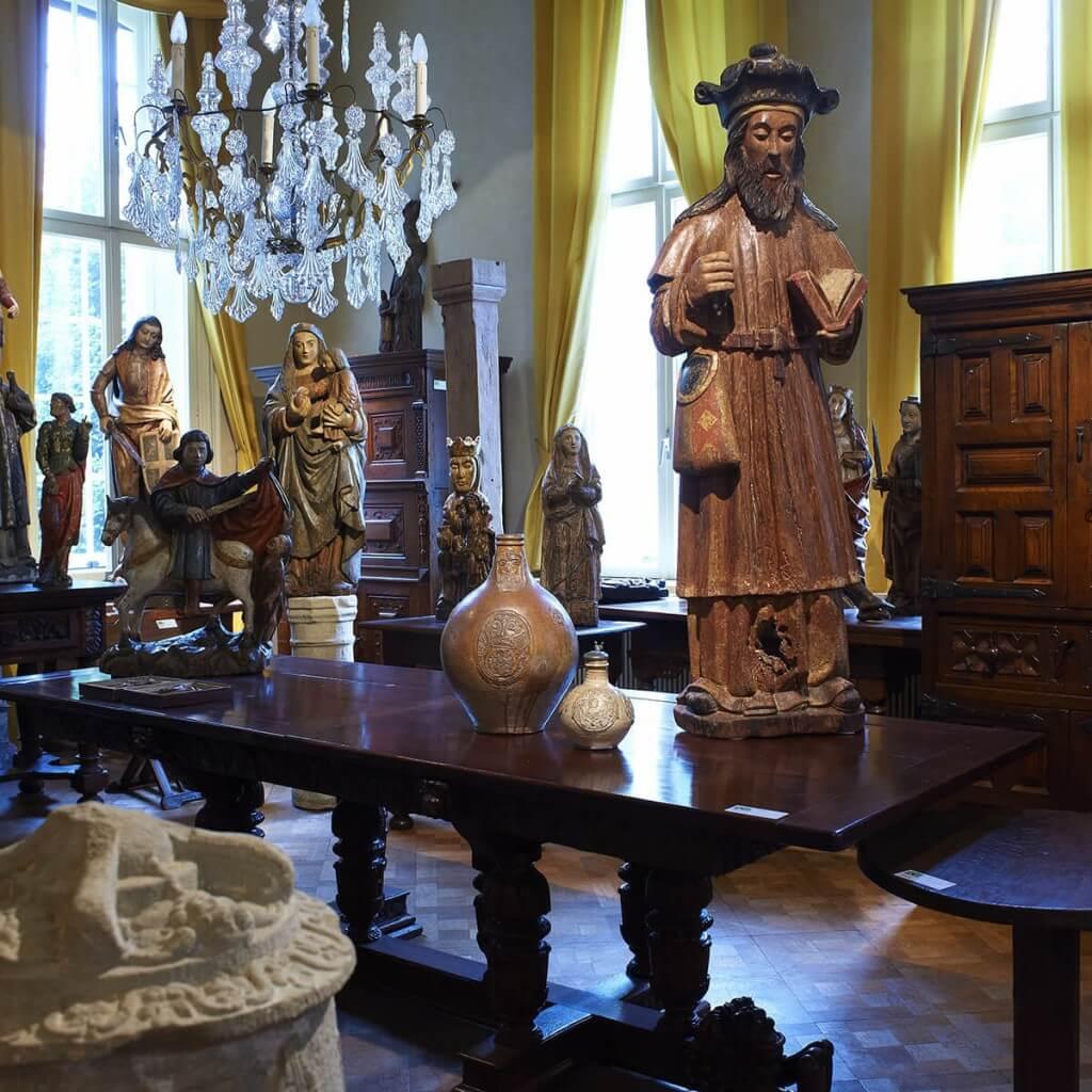 Antique Shop Amp Collection Of Paul De Grande