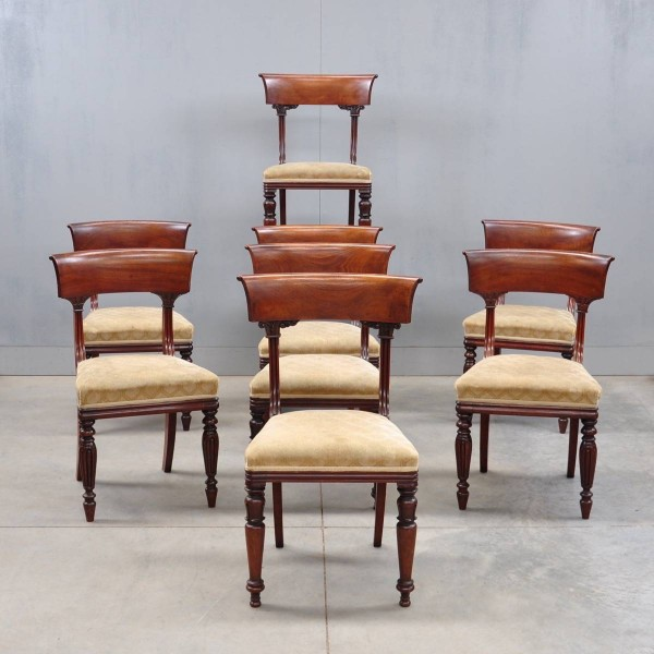 English dining room chairs
