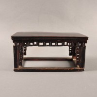 Antique Chinese low table