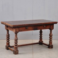 Louis XIII Walnut table