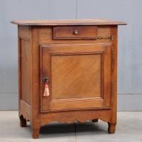 Antique French oak cabinet Louis XV