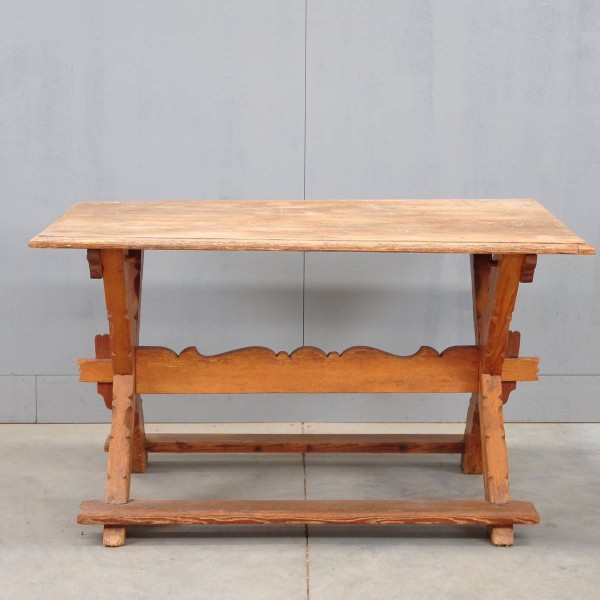 Antique German Rustic table