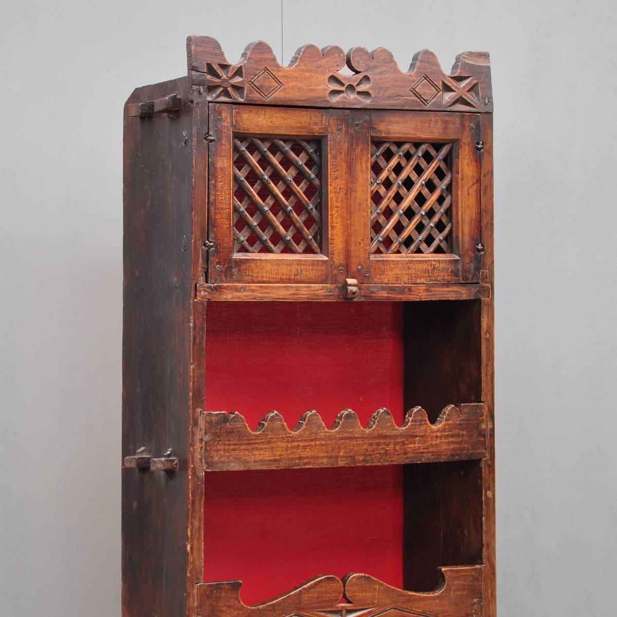 Spanish Kitchen Cupboard De Grande Antique Furniture