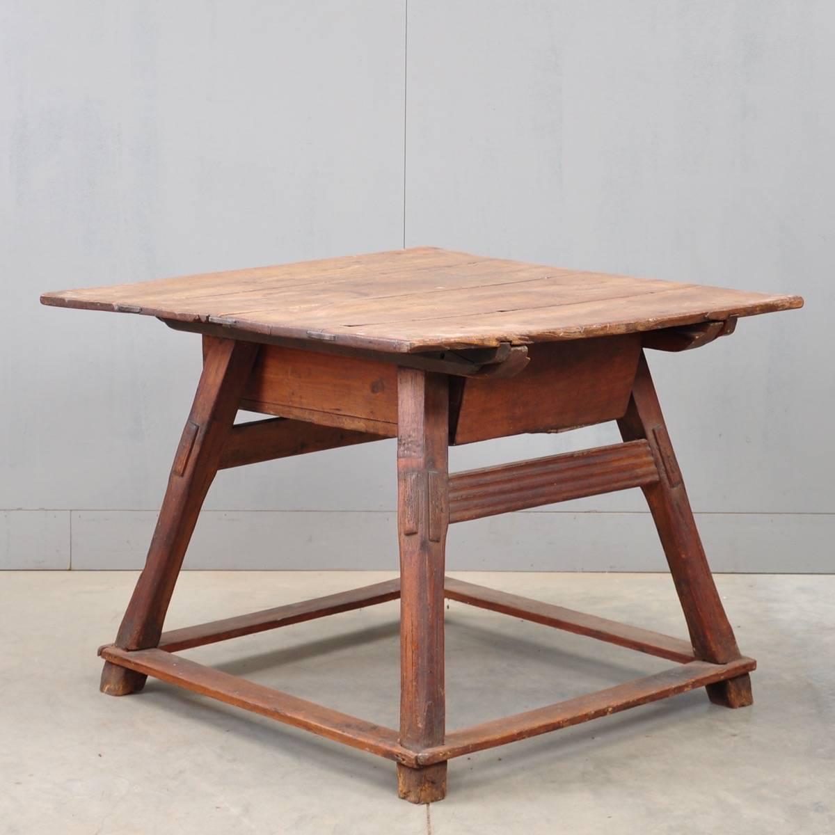 Rent Table With Sliding Top De Grande Antique Furniture