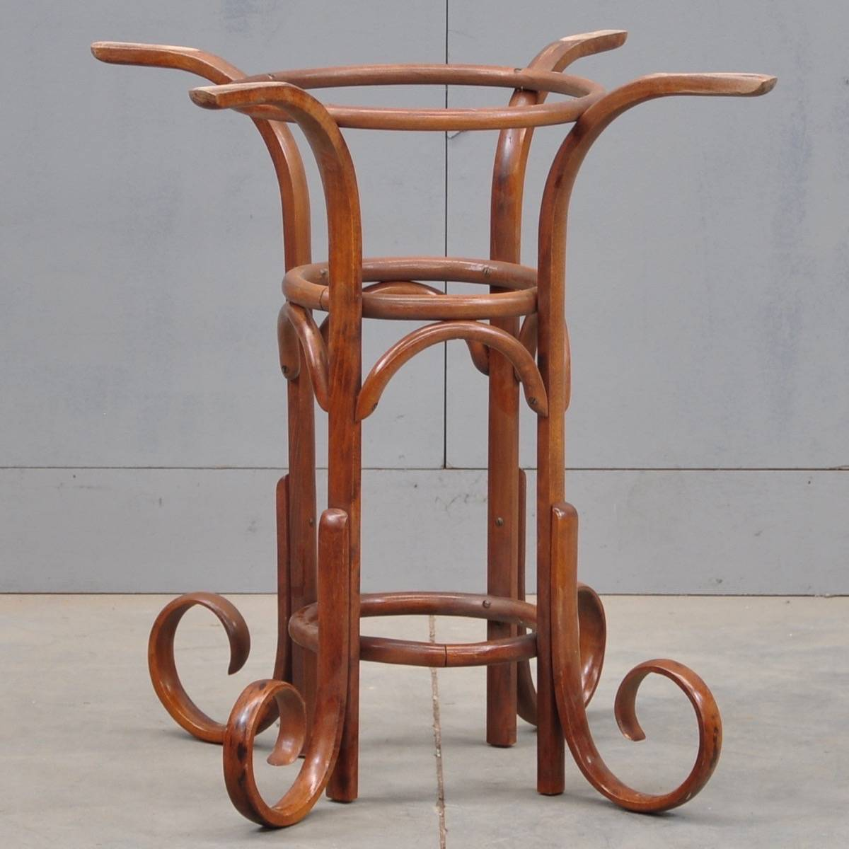 Thonet Base Of A Table