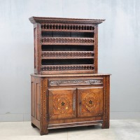 Antique Country French vaisselier