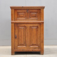 Antique Flemish Oak Cupboard | De Grande Antique Furniture
