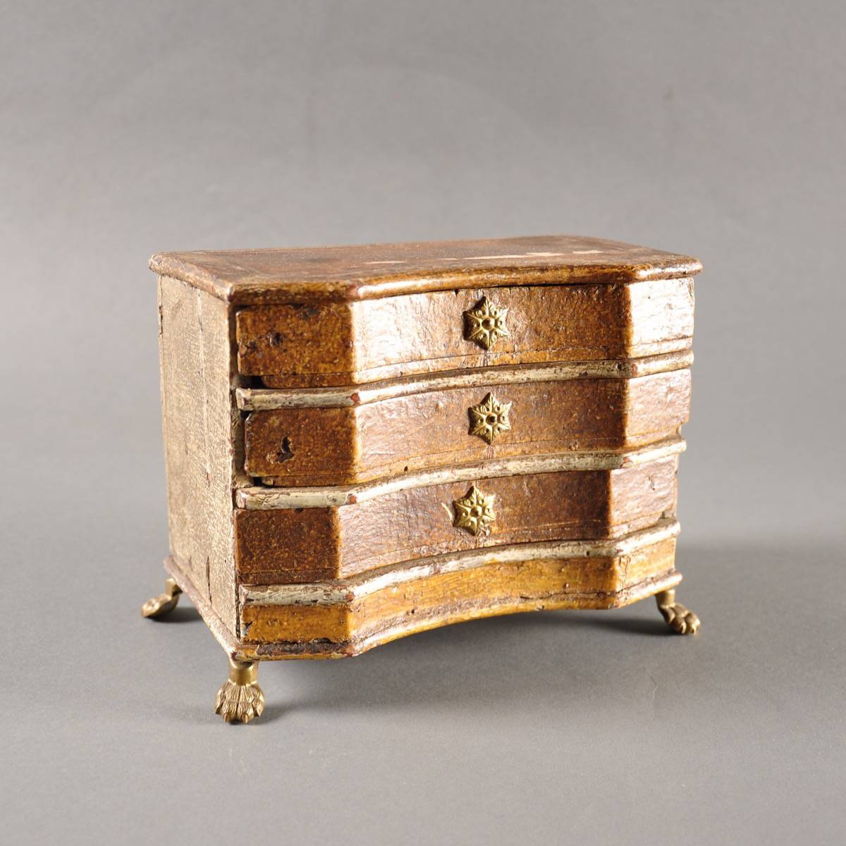German miniature commode de grande antique furniture for Grande commode