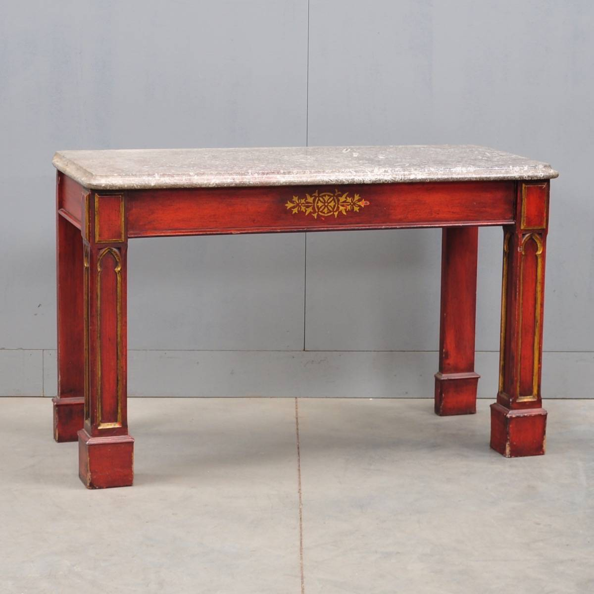 Gothic Style Console Table