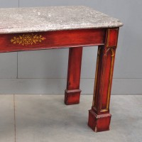 Gothic style console table | De Grande Antique Furniture
