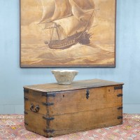 Antique oak Coffer | De Grande Early Antique Furniture