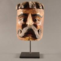 South German mask | De Grande decorative Objects