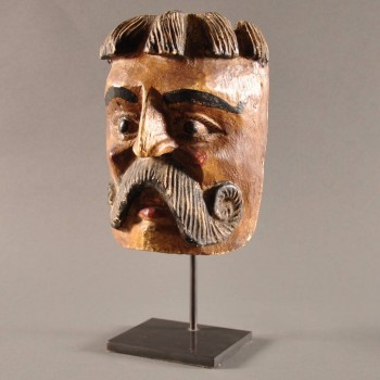 South German mask | De Grande decorative Objects