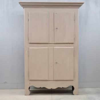 Italian four doors cupboard | De Grande Antique Furniture