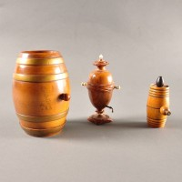 Set of Treen Objects – 19th century Antiques
