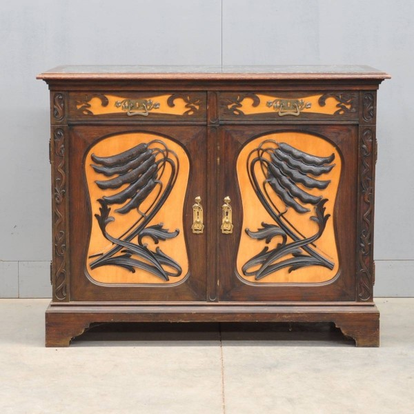 Antique Deco Dresser | De Grande Antique Furniture