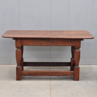 Antique ardennes oak table | De Grande Antique Furniture