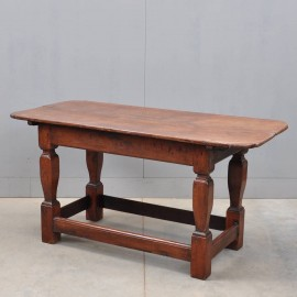 Antique ardennes oak table | De Grande Antique Furniture