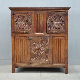 Antique Flemish cabinet | De Grande Flemish Antique Furniture