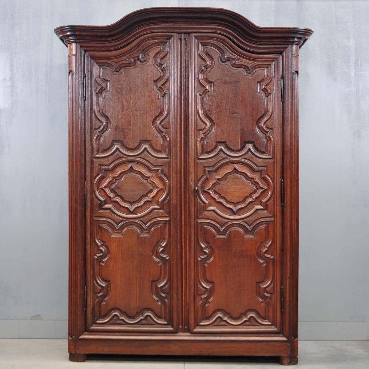 Antique French Armoire | De Grande French Antique Furniture