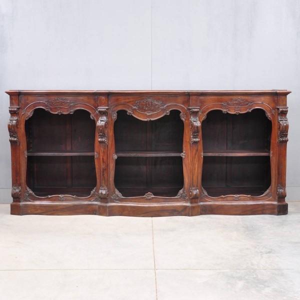 French oak open dresser | De Grande french Antique Furniture
