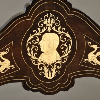 Antique Italian Dagobert armchair | De Grande Antique Furniture