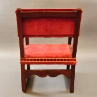 Antique Spanish armchair | De Grande Antique Furniture