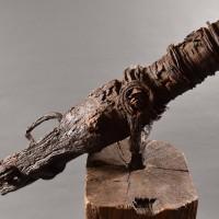 Ship Cannon in wrought iron | De Grande Haute époque