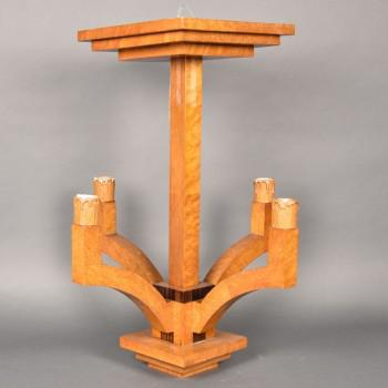 Chandelier Erable Moucheté | De Grande Antique Furniture