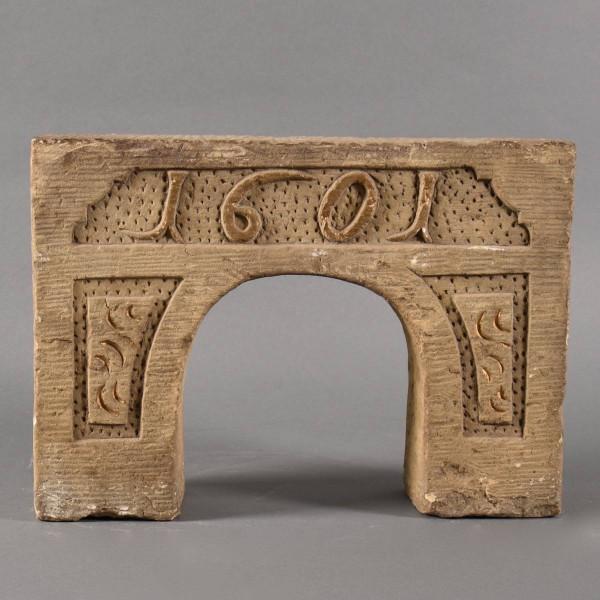 Dutch overdoor ornament | De Grande Dutch early Antiques