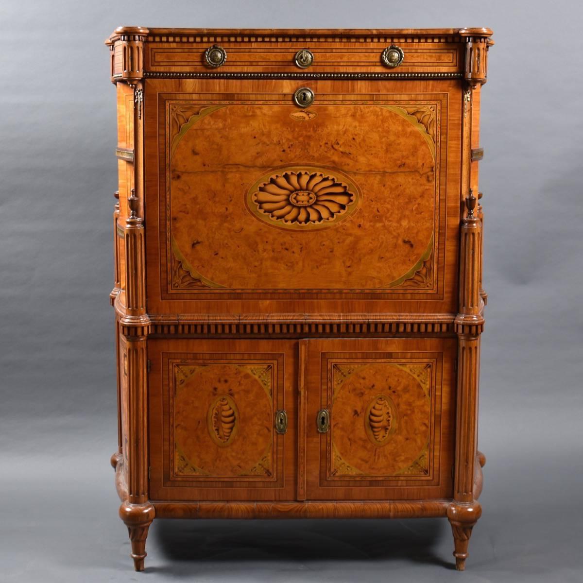 Antique Furniture: De Grande Dutch Antique Furniture