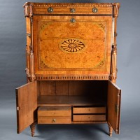 Dutch secretaire abattant | De Grande Dutch Antique Furniture