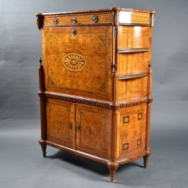 Dutch secretaire abattant | De Grande Dutch Antique Furniture