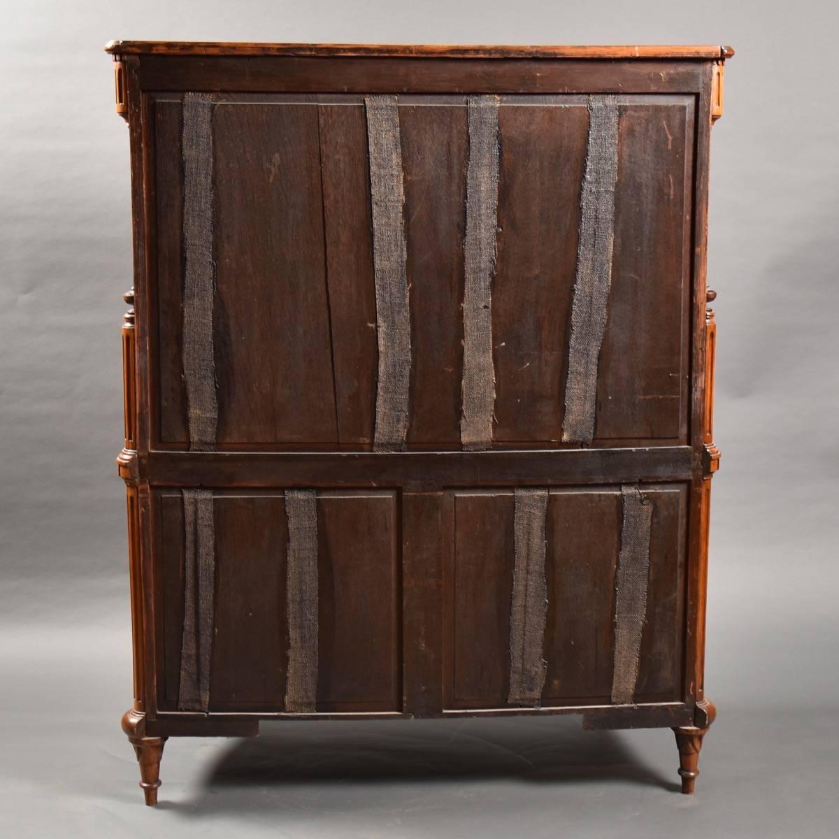 Dutch Secretaire Abattant De Grande Dutch Antique Furniture