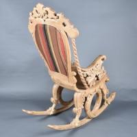 Antique North Italian chair | De Grande Italian Antique Furniture