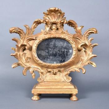 Italian Giltwood Table Mirror | De Grande Antique Furniture