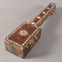 Antique Italian Music instrument in box | De Grande Antique Collectible