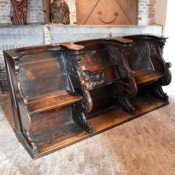 Koorbank | De Grande Antique Furniture