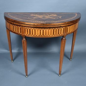 Maggiolini Card table | De Grande Antique Furniture