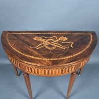 Maggiolini Card table | De Grande Antique Furniture