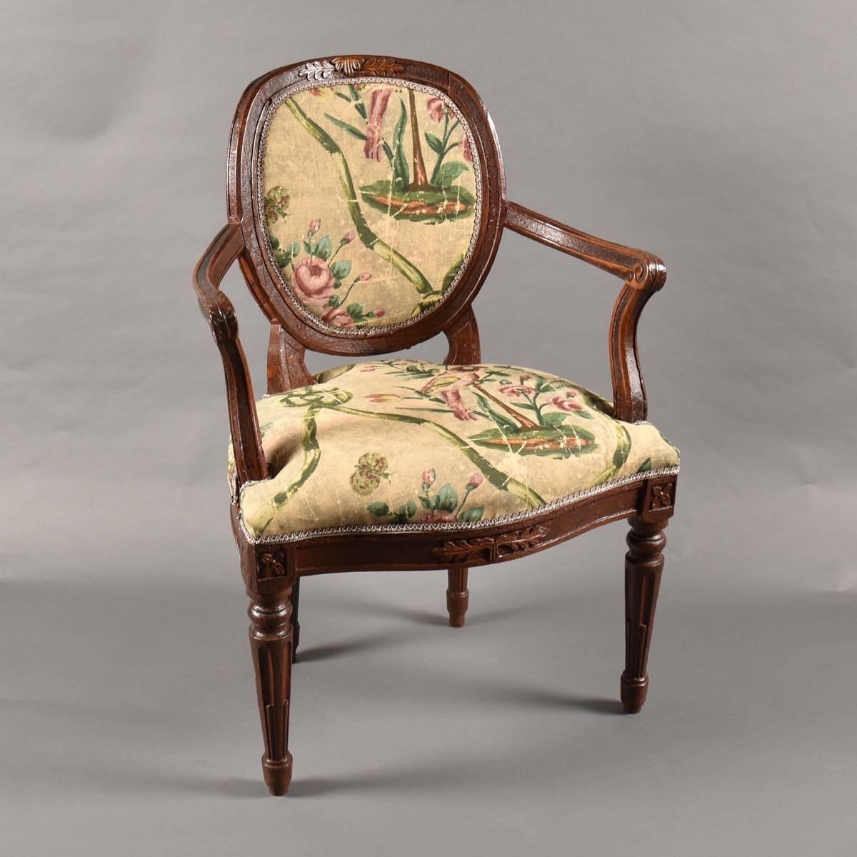 pair of armchairs de grande antique furniture