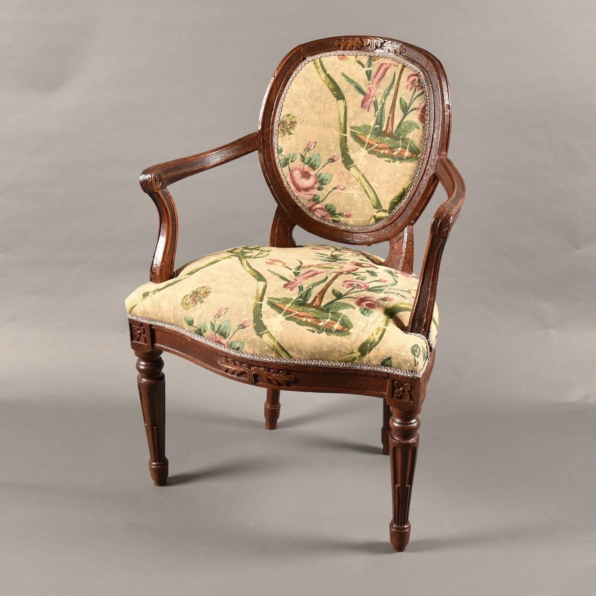 pair of french armchairs de grande french antique furniture