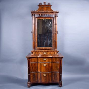Rosewood dressing table | De Grande Antique Furniture