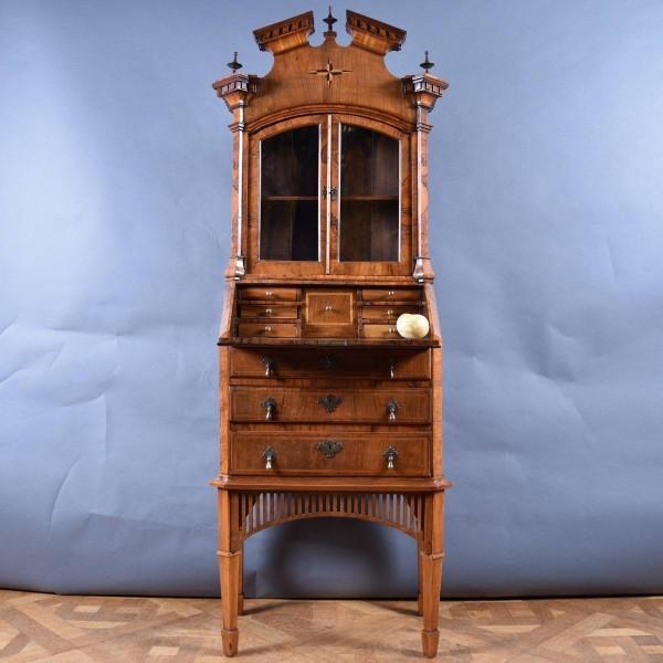 North German Bureau Bookcase