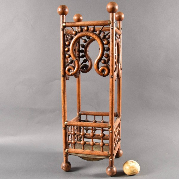 Stick & ball Bentwood Umbrella Stand
