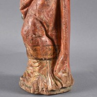 Flemish figure of the Virgin & Child | De Grande haute epoque