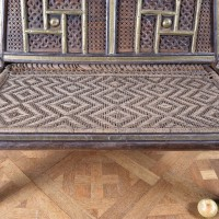 Decorative Indian rope Bench