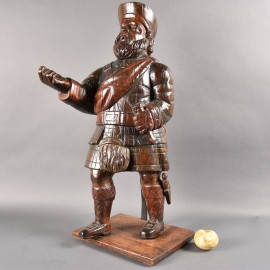 Scottish Tobacco Figure | De Grande Decorative Objects