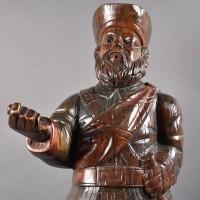Scottish Tobacco Figure | De Grande Decorative Objects