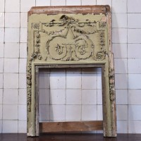 Wood panel 18th Century